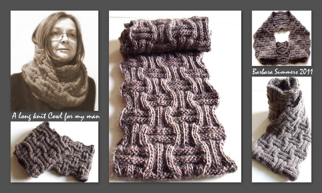 free knit patterns, cowl, scarf, infinity scarf