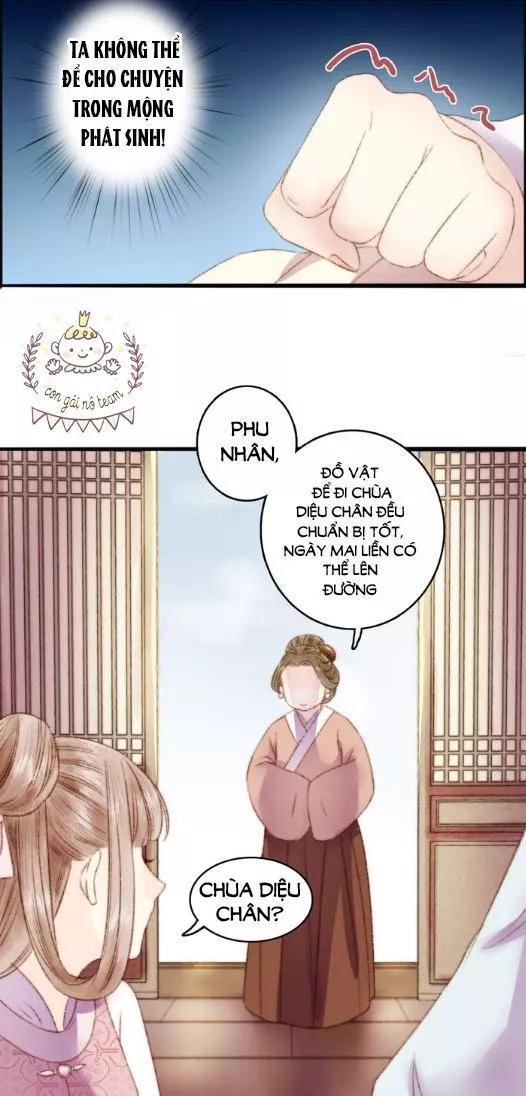 Nàng Phi Cửu Khanh - Thần Y Kiều Nữ chap 3 - Trang 27
