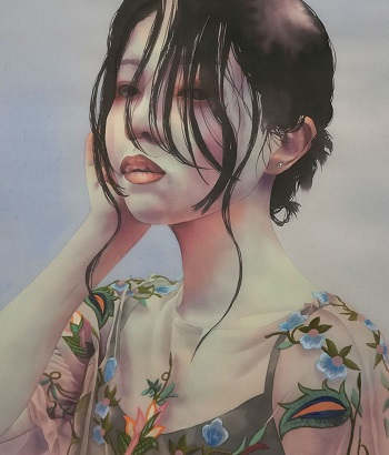 """Melancholy"" by Akika Kurata 