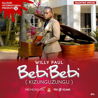 Willy Paul - Bebi Bebi (Kizungu Zungu)