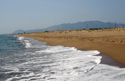 Playas de Tholo, Peloponeso. Grecia.