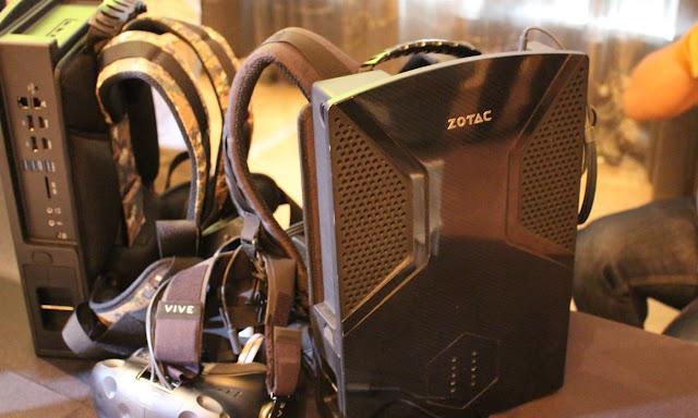 Zotac VR GO