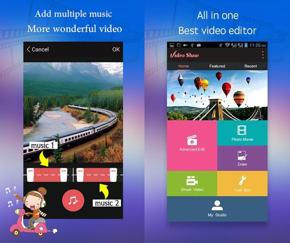 Screenshot VideoShow Pro Video Editor