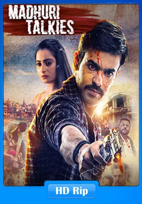 Madhuri Talkies 2020 Hindi 720p WEBRip x264 | 480p 300MB | 100MB HEVC Poster