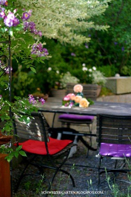Ein Schweizer Garten Die K 252 Che
