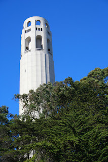 Coit Tower, San Francisco, Lillian Coit Memorial Tower