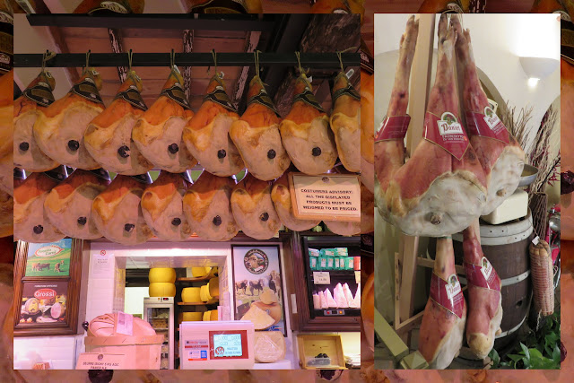 What is Emilia-Romagna famous for? Parma Ham