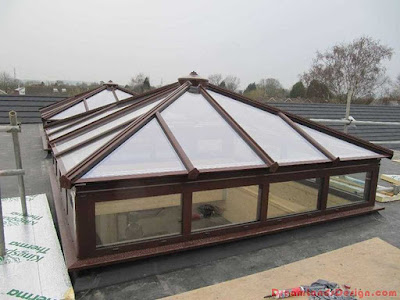 Light Where There is No Light – Hardwood Roof Lanterns and Home Design