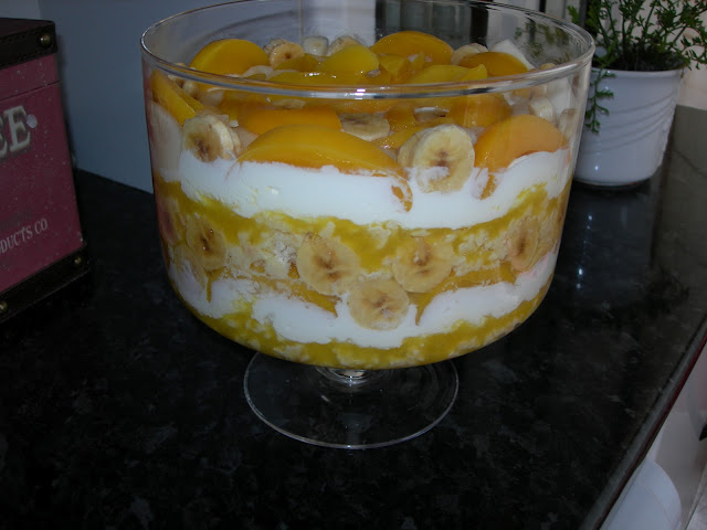 Trifle amarillo