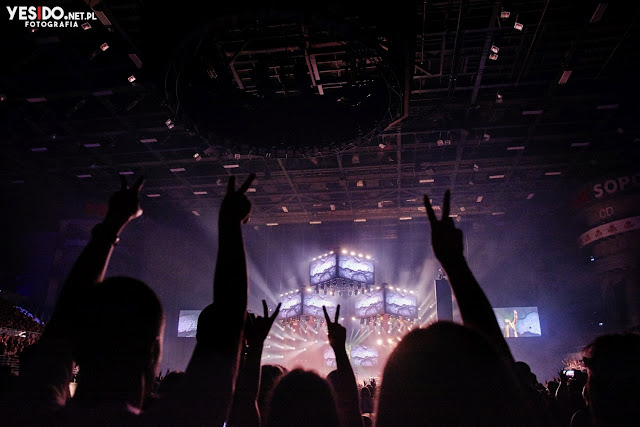 Koncert Ricky'ego Martina wrzesień 2018 Polska