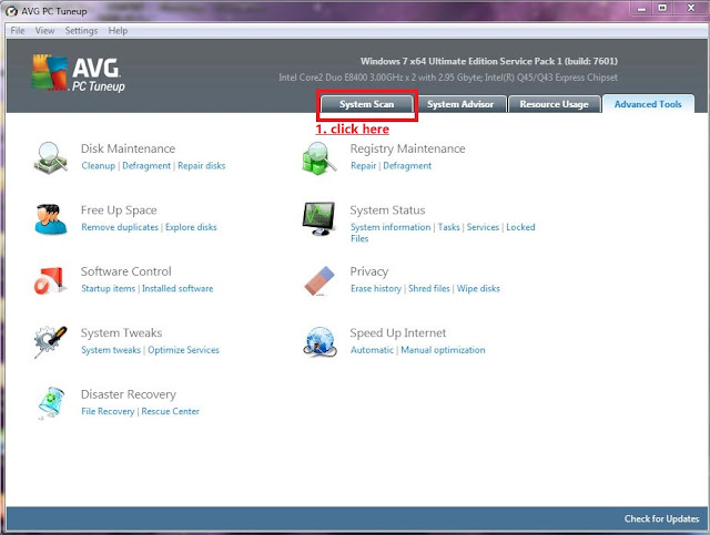 Avg pc tune up www.everythingknowhere.ooo