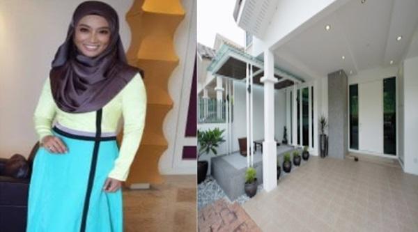 Menarik ! 17 Foto Rumah Fara Fauzana Selepas Berhenti Dari Dj Hot FM Yang Terlajak Mewah Tapi Simple!!!