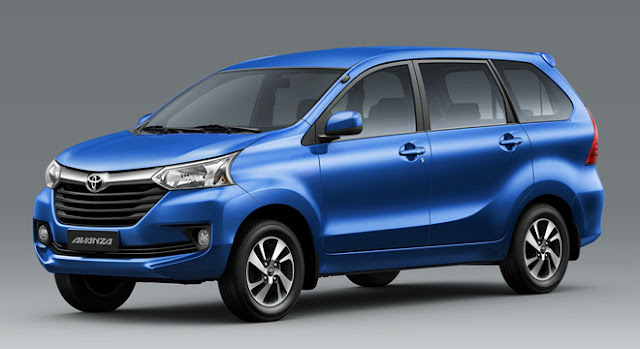 mobil baru Toyota Avanza