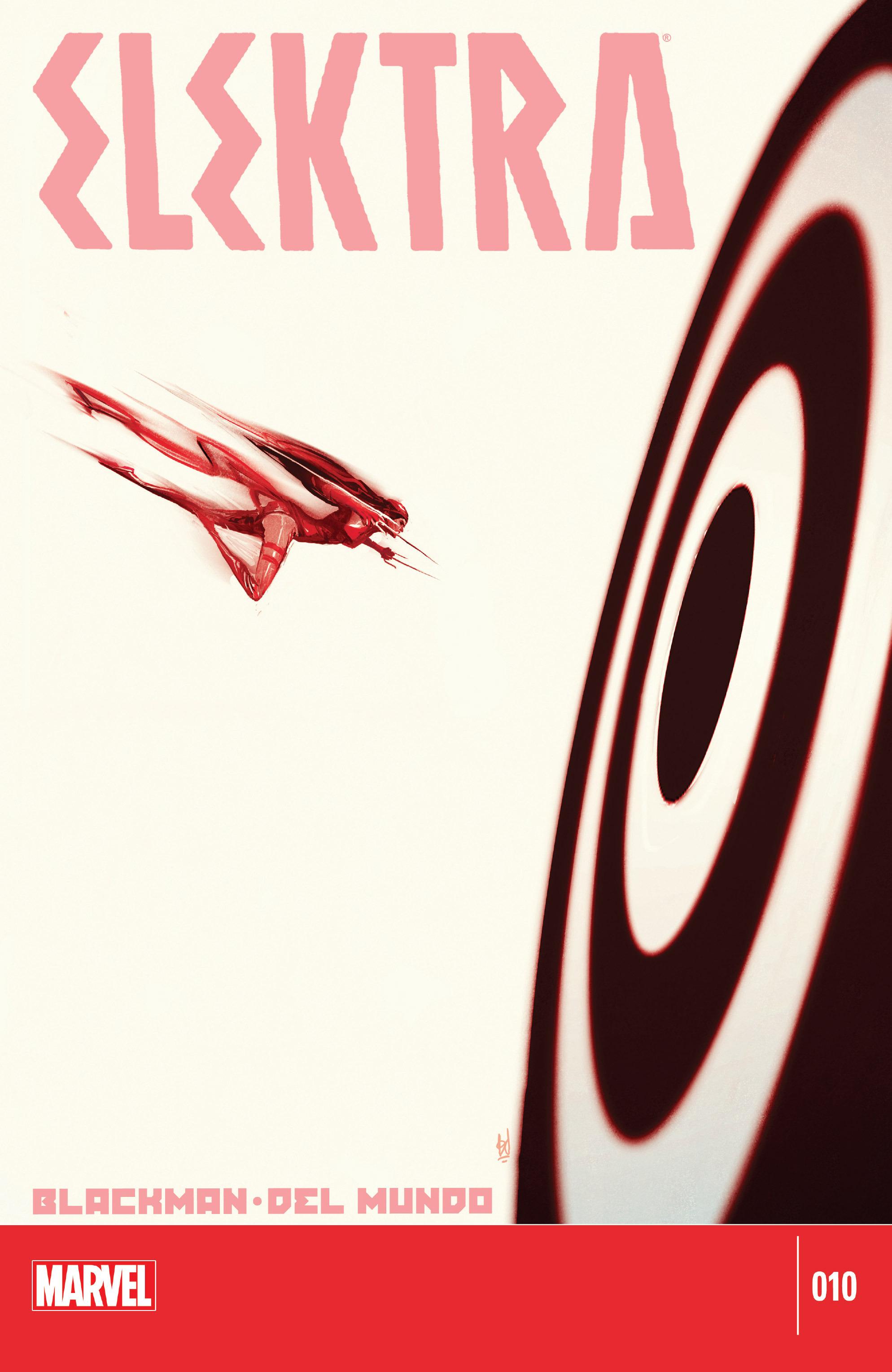 Elektra (2014) issue 10 - Page 1