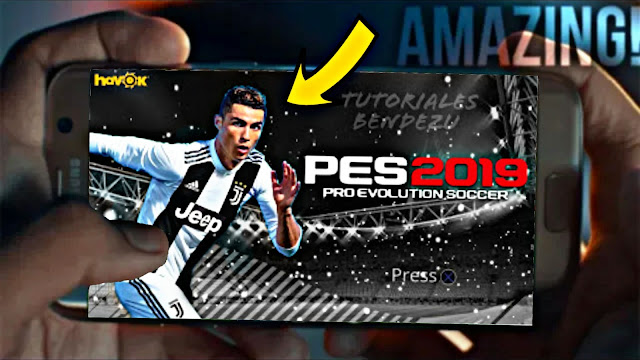 Download PES 2019 Android Offline 800 MB HD Graphics