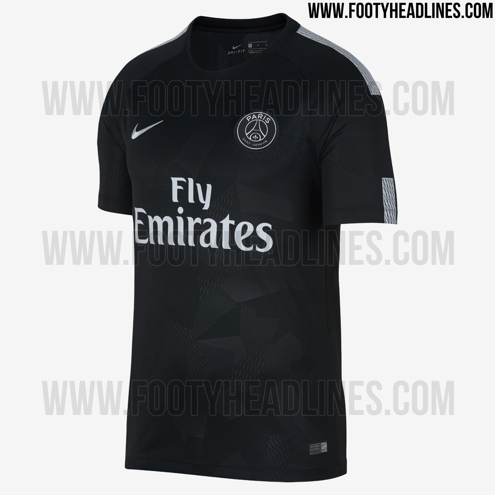 psg jersey third kit