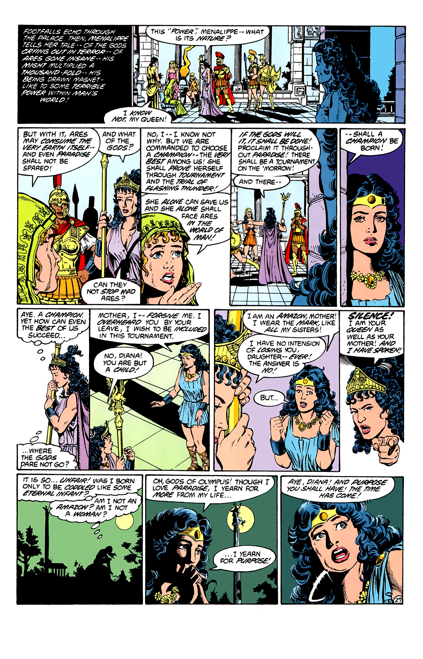 Read online Wonder Woman (1987) comic -  Issue #1 - 29