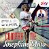 """Josephine Muto arriva a Sanremo, come """"impertinente"""" della tv."""