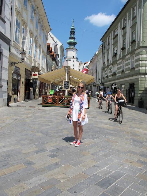 A little trip to Bratislava