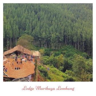 Paket Wisata Lodge Maribaya Lembang