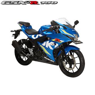 Kredit Motor Suzuki GSX 150 Murah