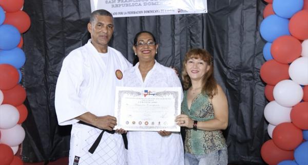 Festejan 55 años de karate do Goju Ryu, con distintos eventos en SFM