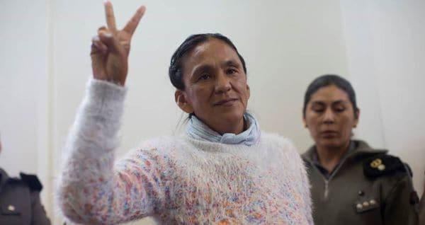 """""""No hay motivo jurídico, ni de salud para que Milagro Sala vaya a prisión domiciliaria"""", señaló el fiscal general de Jujuy"""