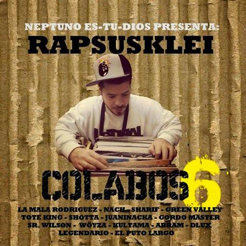 colabos 6 - rap y hip hop español