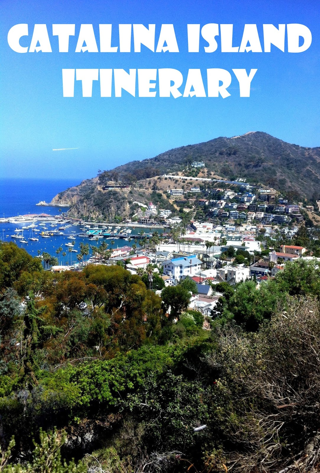 Travel The World S Itinerary For An Active Catalina Island