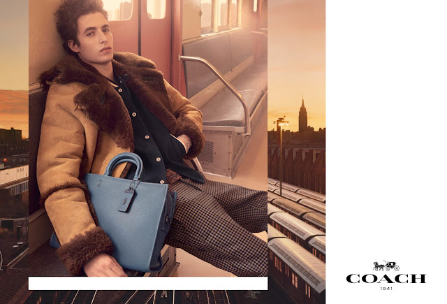 Coach Fall/Winter 2017 Campaign