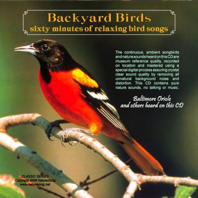 BEST BIRD SONG CD's