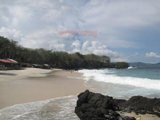 Tempat Wisata Pantai Bias Tugel