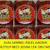 Distributor Sambel/Sambal Pecel Kemasan Toples – 0812.3556.8114