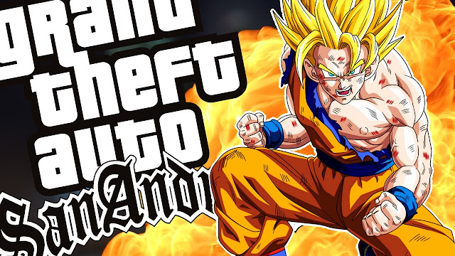 تحميل مود دراغون بول زيد gta sa شرح تثبيت Goku Mod مود غوكو جاتا سان Dragon Ball Z Mod