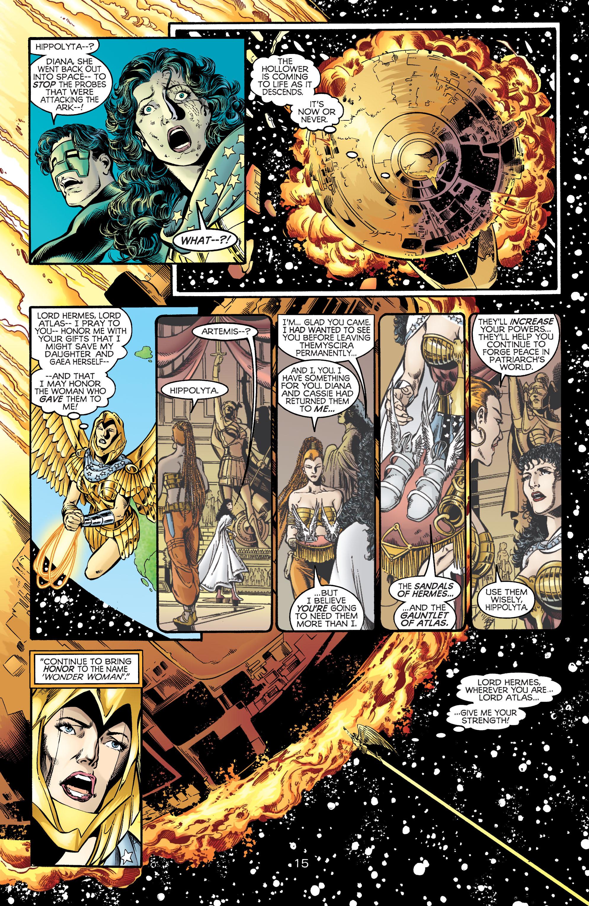 Read online Wonder Woman (1987) comic -  Issue #172 - 15