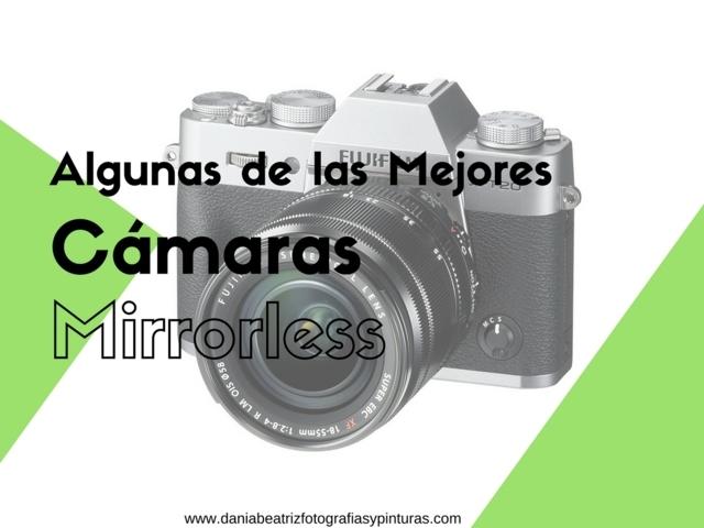 camaras-sin-espejo-mirrorless