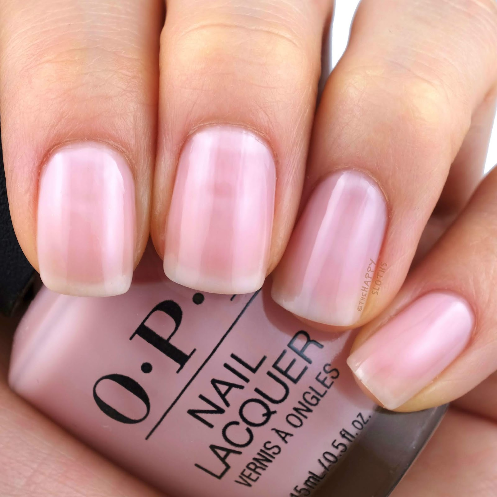 OPI | Always Bare for You Collection | Baby, Take a Vow: Review and Swatches