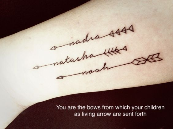 Trendiest Arrow Tattoo Designs