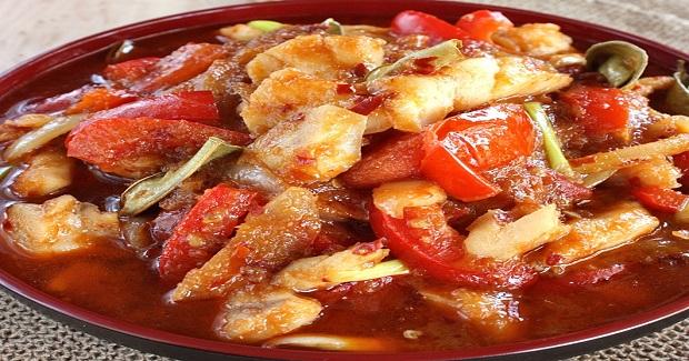 Fish In Spicy Chili Sauce Recipe