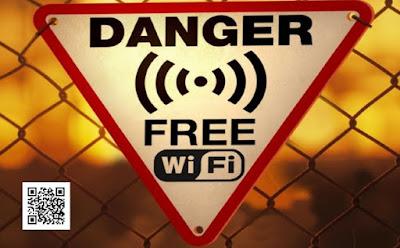 18 نصيحه هامه يجب عليك ان تتذكرها عند اتصالك بشبكات الواى فاى المجانيه Free Wi-Fi
