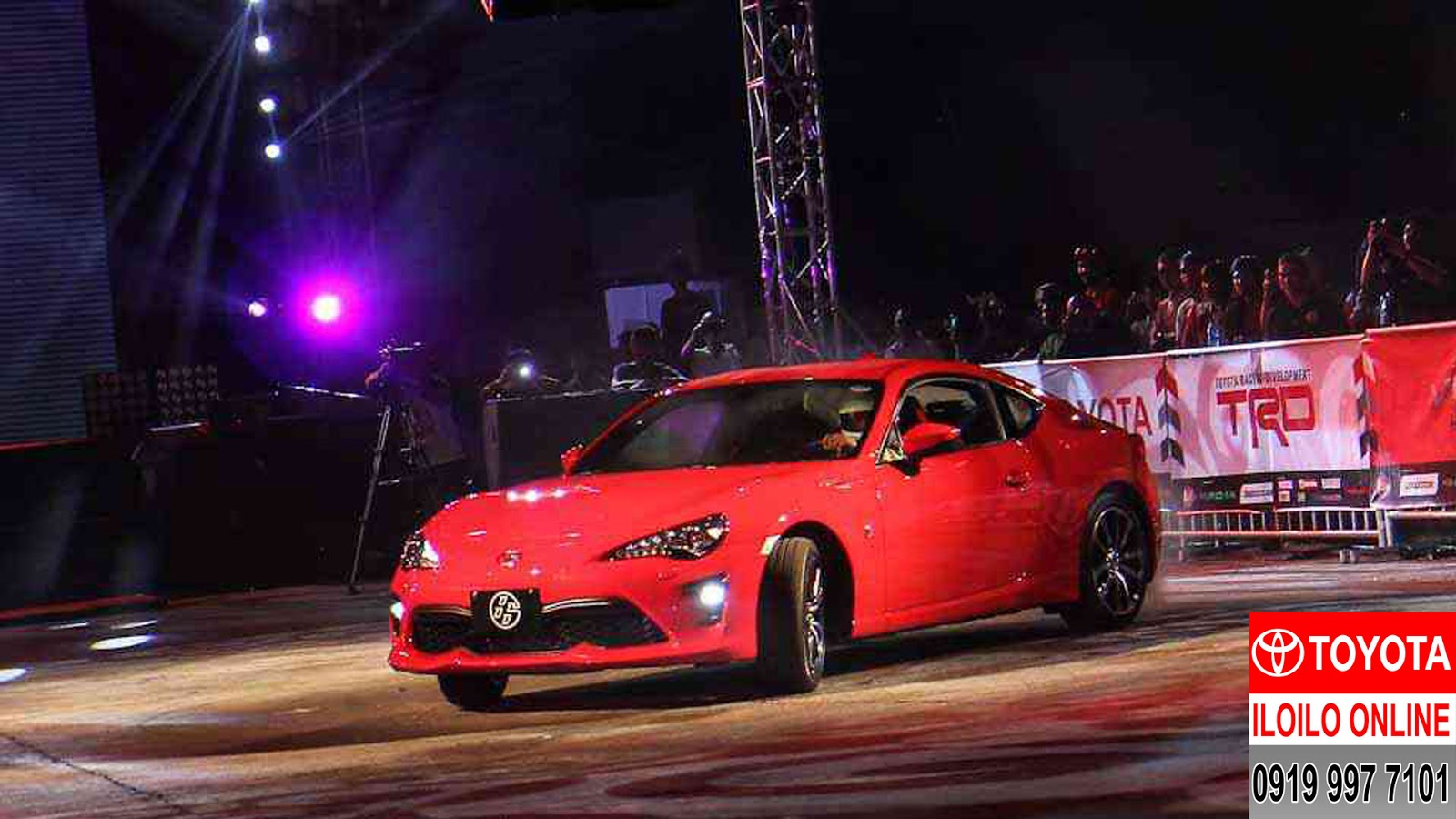 Months after its debut at the 2016 new york international auto show the updated 2017 toyota 86 is now here in the philippines it sports a fresher look