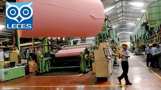 Lowongan Kerja PT Industri Kertas Leces