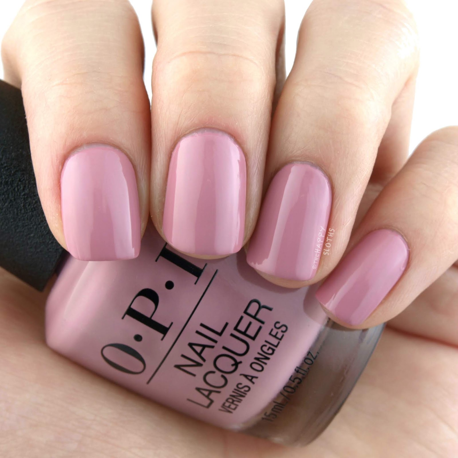 OPI Spring 2019 Tokyo Collection | Rice Rice Baby: Review and Swatches