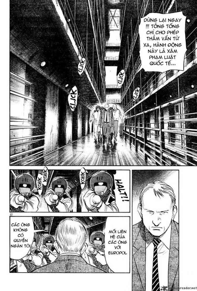 Pluto chapter 39 trang 11