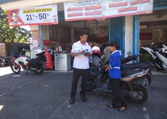 Diskon Hari Kartini Di Bengkel Honda