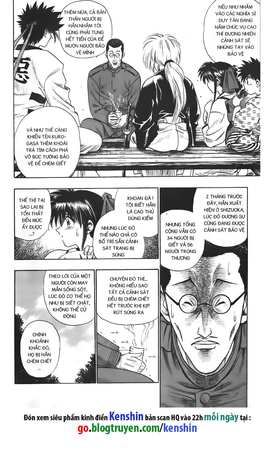Rurouni Kenshin chap 9 trang 9