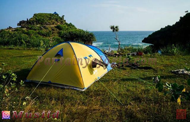 lokasi pantai nglimun gunungkidul,jogjakarta