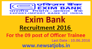 exim+bank+recruitment+2016