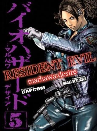 Resident Evil Marhawa Desire #5