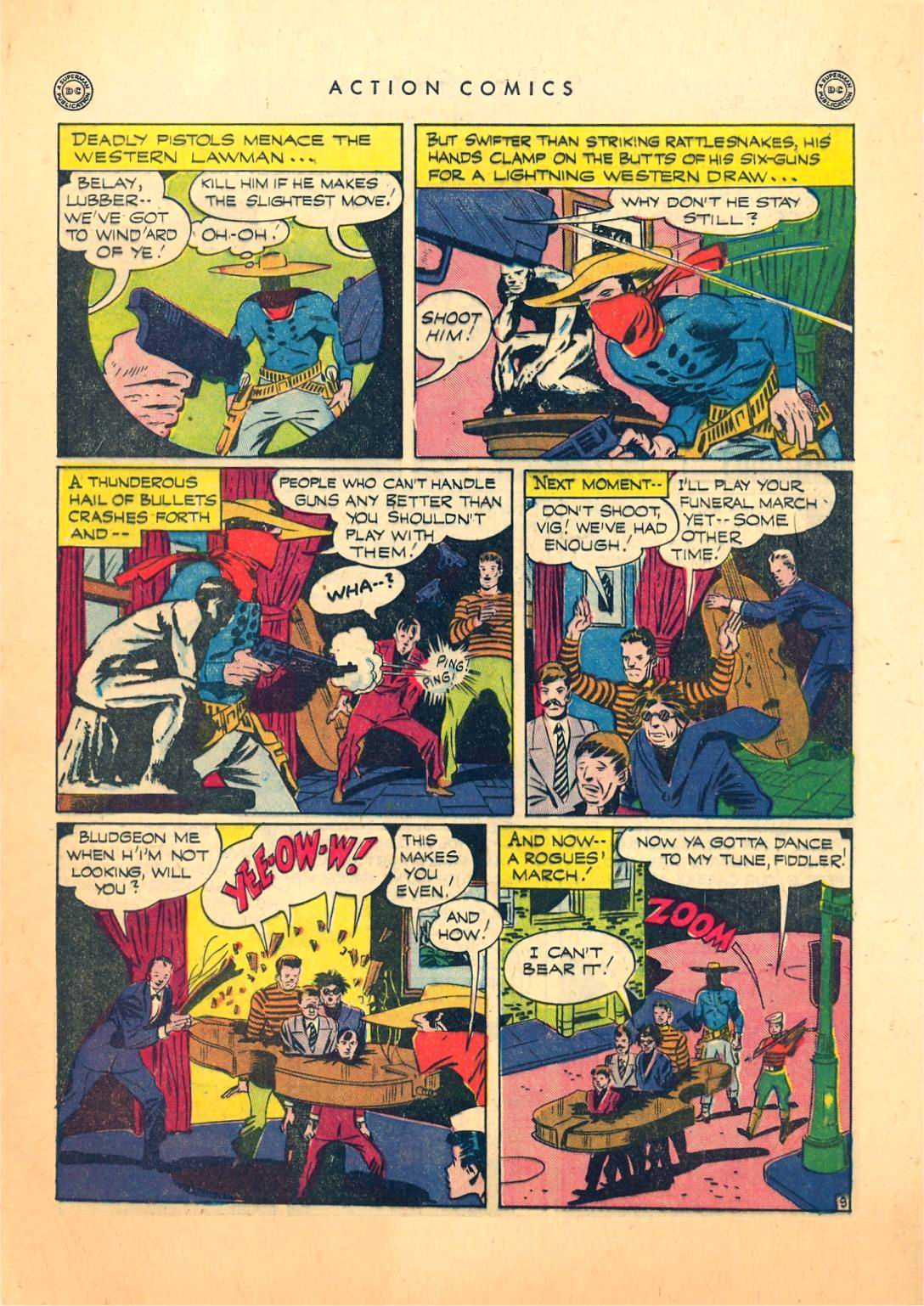 Action Comics (1938) 73 Page 23